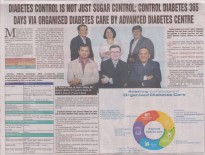 The Times of India, Surat Edition dated August 31, 2016