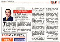 Surat Times, The Times of India - Sept 14, 2016