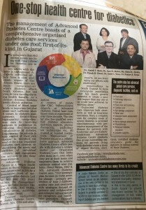 ADCPL in Times of India