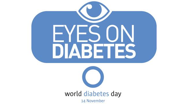Eyes on Diabetes World Diabetes Day 2016