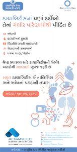 Collaterals Standee - Gujarati